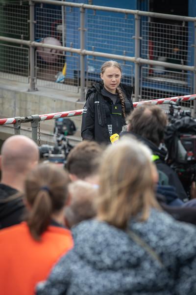14 08 2019 Malizia & Greta Thunberg