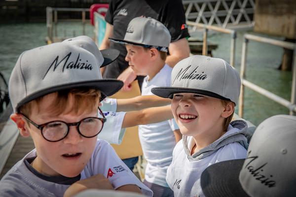 02 August 2019 - Fastnet Kids