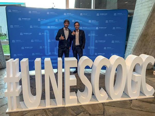 14 Nov 2019 -  Boris at UNESCO - IOC conference