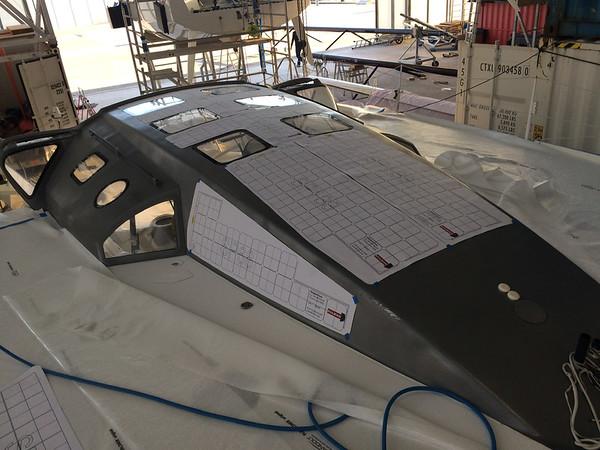 20 03 2019 Solar panels onboard