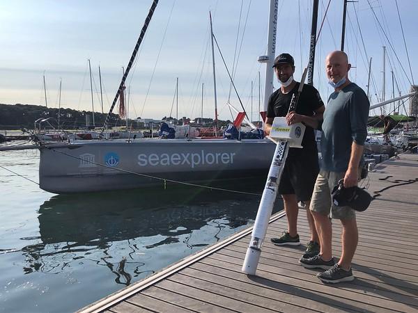 12th September - Lorient - UNESCO - Argo Float