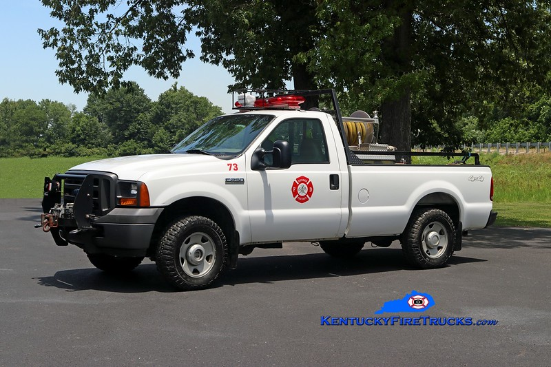 Dundee Brush 72<br /> 2004/2015 Ford F-250 4x4/FD 250/200<br /> Kent Parrish photo
