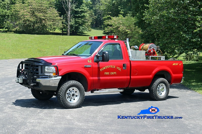 Fordsville  Brush 62<br /> 2004 Ford F-250 4x4/FD 250/200<br /> Kent Parrish photo
