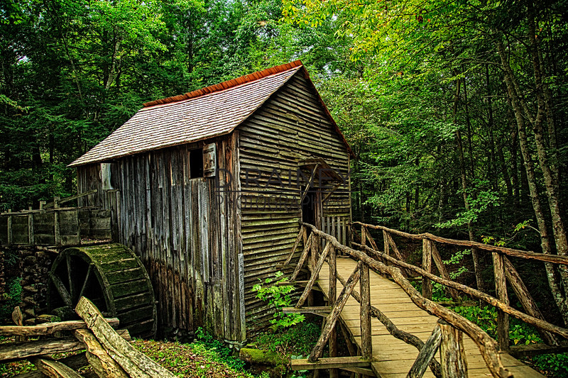 Cable Mill, Cades Cove, Tennessee