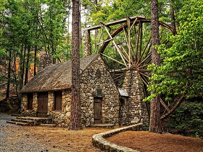 The Mill at Berry College, Rome Georgia