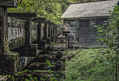 Mingus Mill, Cherokee North Carolina