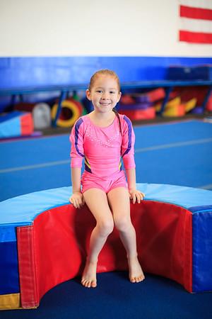 Gymnast 7