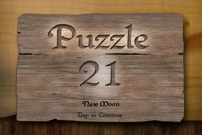 Puzzle 21 - Opening