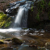 Small Falls - DeHart Botanical Gardens, Louisburg, NC<br /> best print size - all