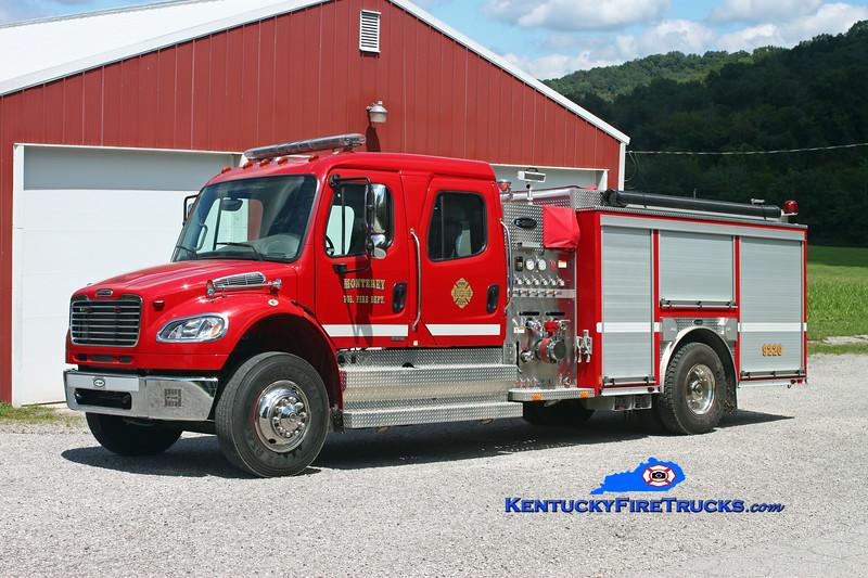 <center> Monterey  Engine 9220 <br> 2009 Freightliner M2-106/E-One 1250/1000<br> Kent Parrish photo </center>