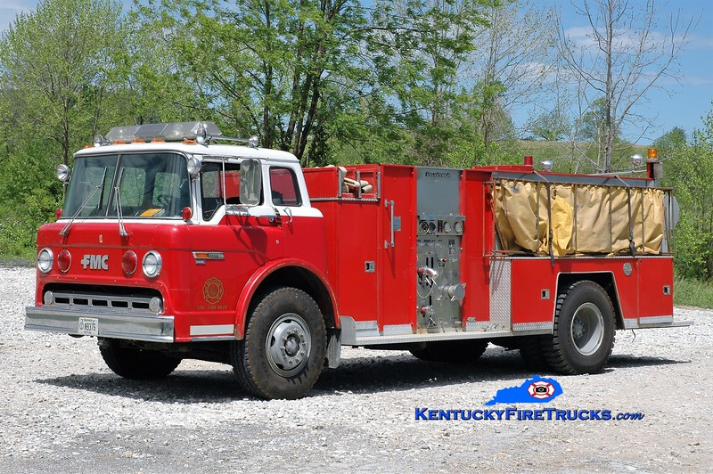 Vincent  Engine 2<br /> 1984 Ford C-8000/FMC 500/1500<br /> Greg Stapleton photo