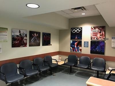 Keith's Pan Am Clinics artwork