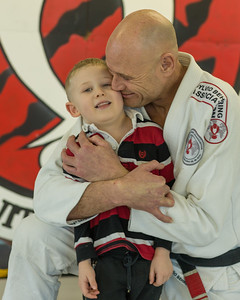 Garry and son Jett