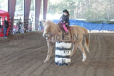 PYRA RODEO 6 and under, Marshall, Saturday, 1/6/18