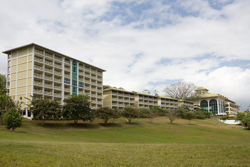 Gamboa Rainforest Resort hotel, Gamboa, Panama
