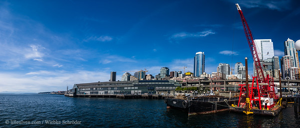 The Central Business District as a Waterfront Panorama