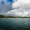 Rainbow over Craignure