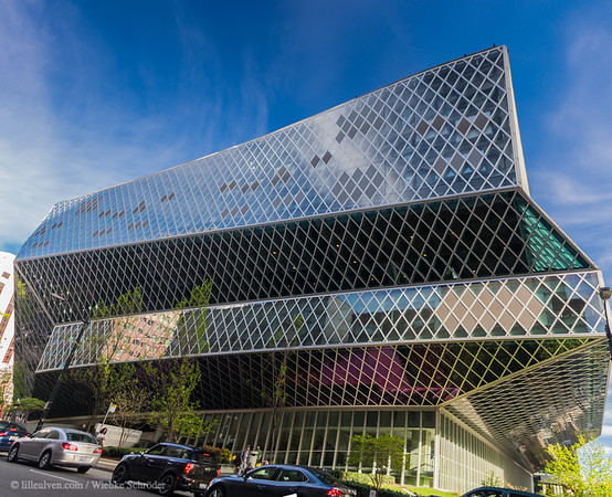 Seattle Library Mod1