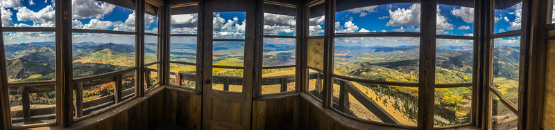 Hahn's Peak Firetower