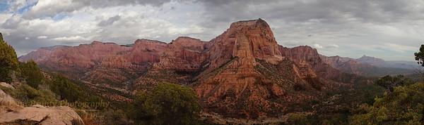 ZNP-Kolob-171020-0005 Kolob Canyons Pano #5