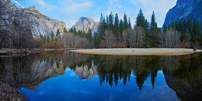 YOS-140225-00013-Pano Half Dome Reflection