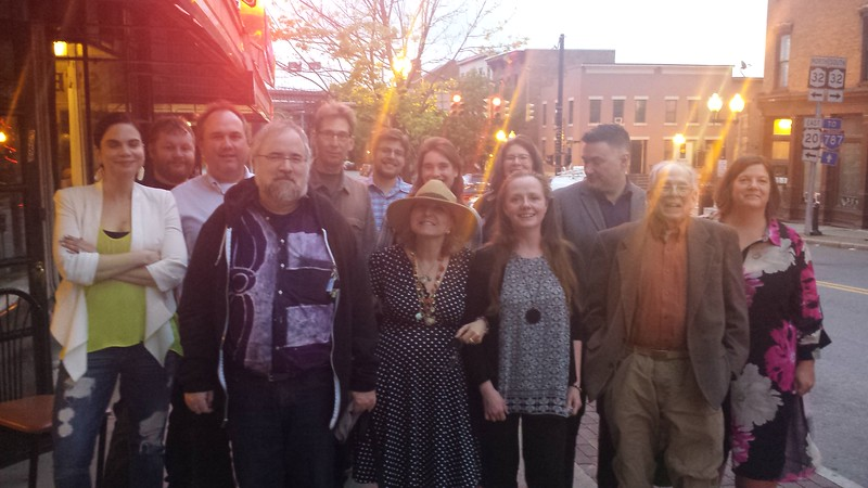 2017 Bard College Albany Cities Party