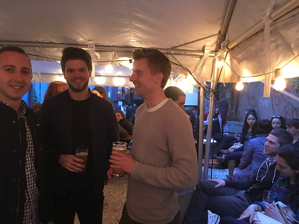 2017 Bard College NYC Cities Party