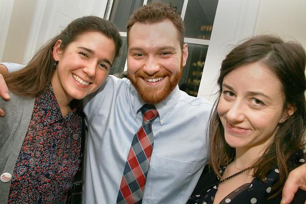 Bard College 2016 Alumni/ae Holiday Party - Photos: Brennan Cavanaugh '88