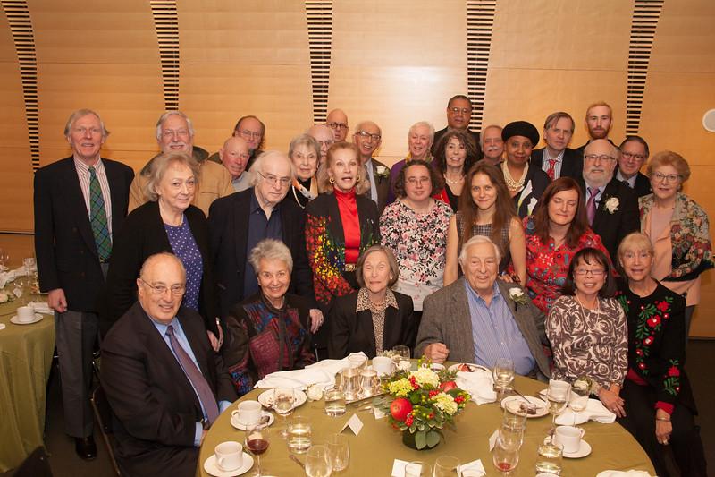 Bard College John Bard Society 2017 Holiday Party