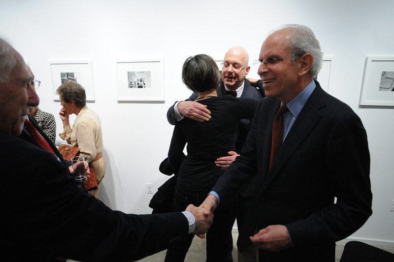 Peter Kenner photography exhibit Saturday, May 21, 2011, at Bard College in the Town of Red Hook.