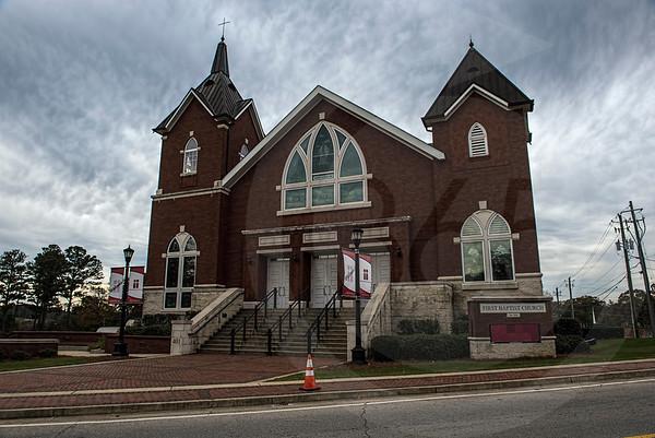 Paulding First Baptist Church