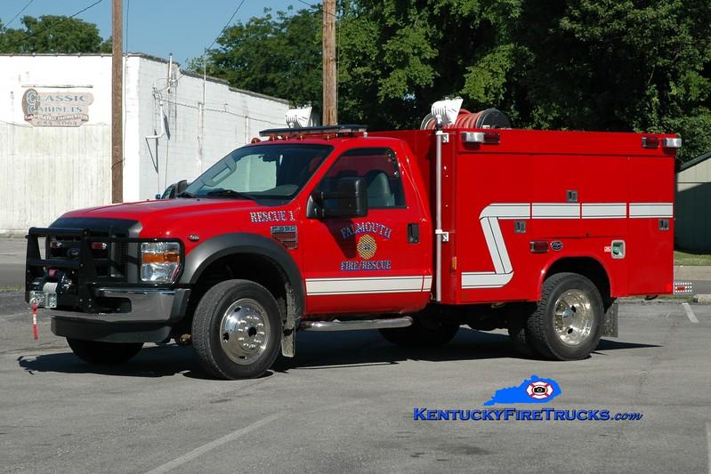 <center> Falmouth  Rescue 2620 <br> 2009 Ford F-550 4x4/Wynn  <br> Greg Stapleton photo </center>