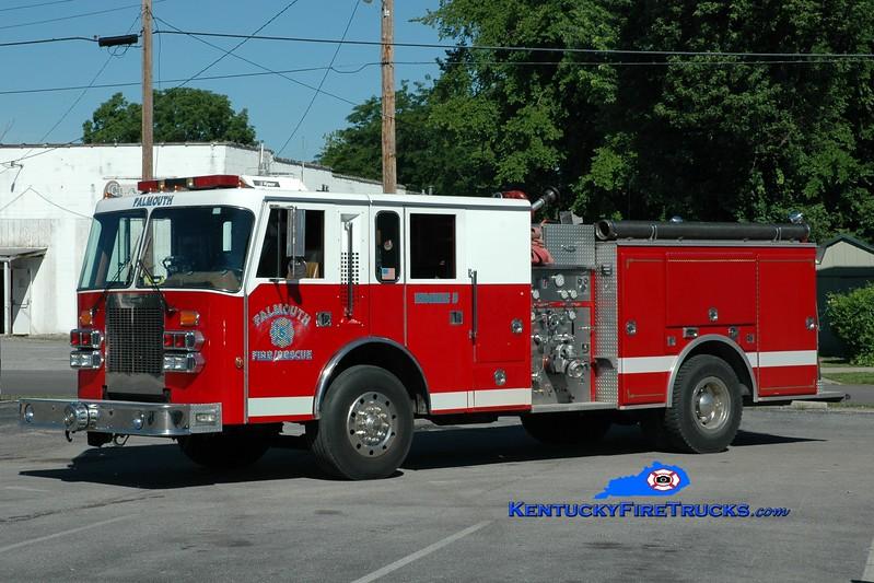 <center> Falmouth  Engine 5 <br> 1990 Simon-Duplex D-500/FMC 1250/500 <br> Greg Stapleton photo </center>