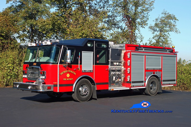 <center> Northern Pendleton Engine 2801 <br> 2013 E-One Typhoon 1250/1000 <br> Kent Parrish photo </center>