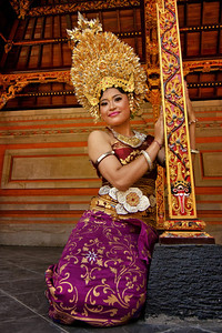 """Balinese Dancer I"" Bali, Indonesia. September 2012."