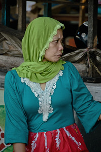 """Muslim Woman"" Bali, Indonesia. September 2012."