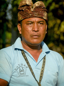 """Bali Man I""  Bali, Indonesia. September 2012."