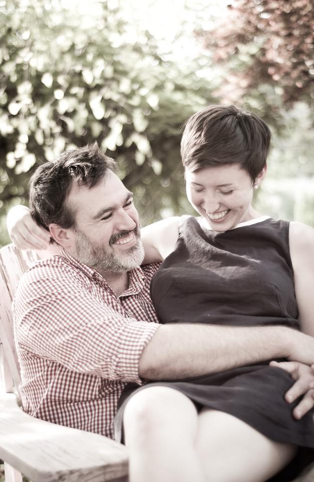 Deluca Engagement - Redding, CT