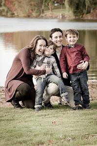 Goodberg Family - Wakefield, MA