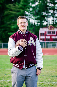 Mitchell - Senior Photo - Hudson, NH