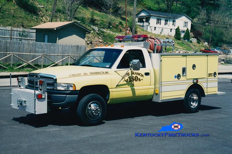 <center> RETIRED <br> Jakes Branch  Brush 150 <br> 1996 Dodge 4x4/Wolverine 400/250 <br> Greg Stapleton photo </center>