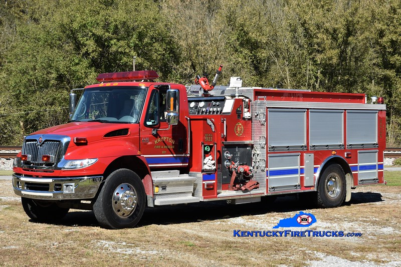 Krypton  Engine 801<br /> 2004 International 4400/Smeal 1250-1500<br /> Greg Stapleton photo