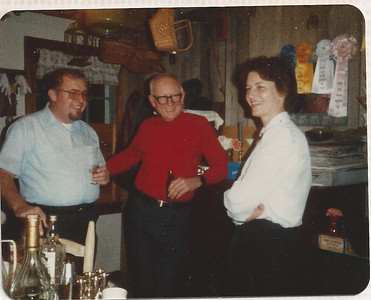 Chapter Christmas Party 1984