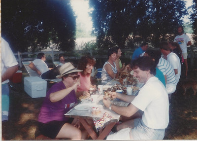 Summer Crab Feast 1991