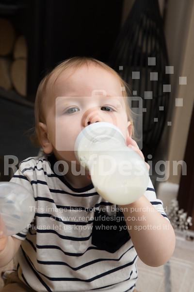 Milk time!