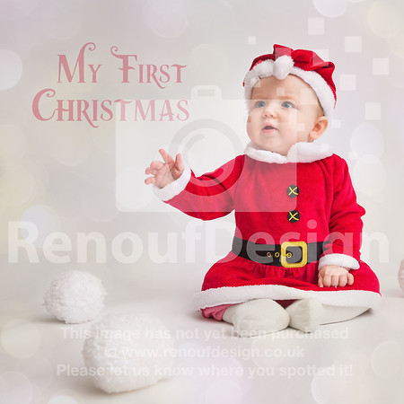 01 - Mia First Christmas