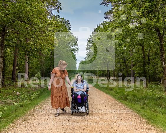 Lorraine and Ellen  - 05