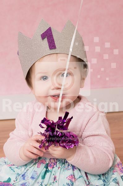 012 - Mia's 1st Birthday