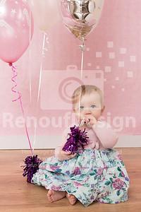 009 - Mia's 1st Birthday