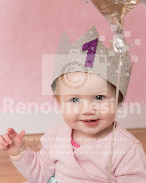 015 - Mia's 1st Birthday